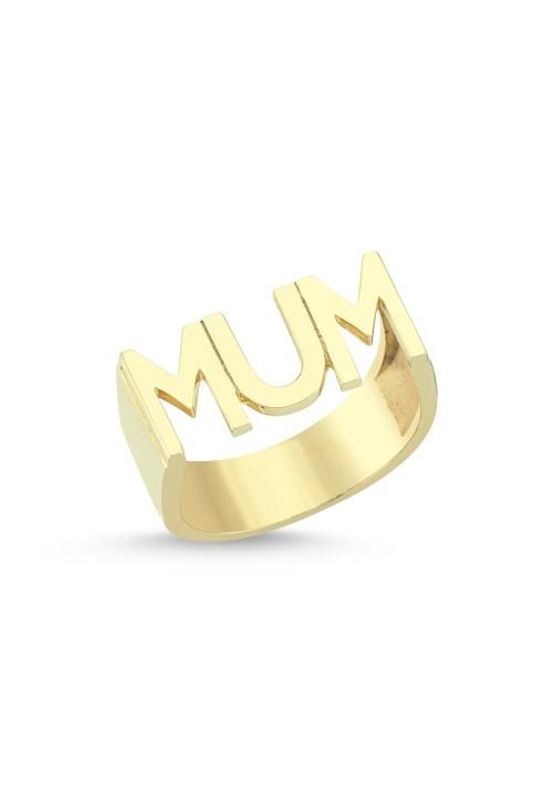 Rachel's Bespoke Mum Ring